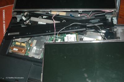 NX 7400 LCD