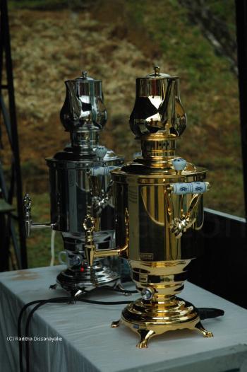 Tea Boilers