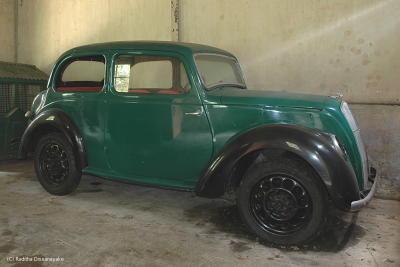 Morris 8 Classic car.